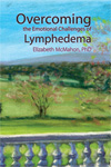 [ Overcoming the Emotional Challenges of Lymphedema--front cover ]